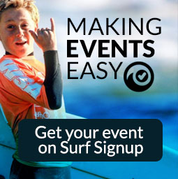 Use Surf Signup for yous event